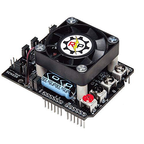 MegaMoto GT - Single 35A - 40V H-Bridge - Direct Control - Arduino Shield Microcontroller