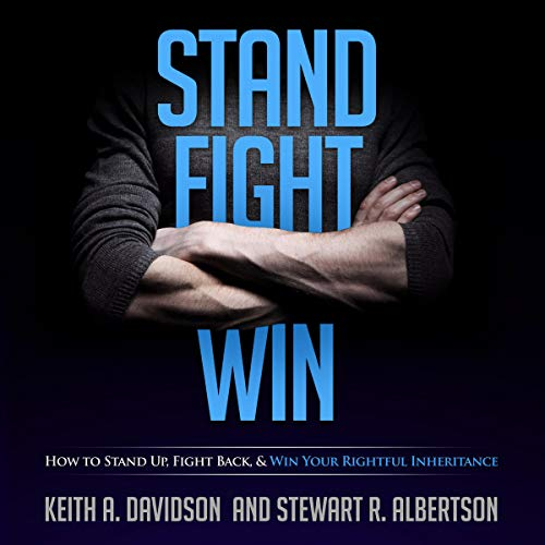 Stand, Fight, Win cover art