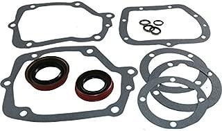 Eckler's Premier Quality Products 25-126478 - Corvette Transmission Gasket And Seal Kit Muncie 4-Speed