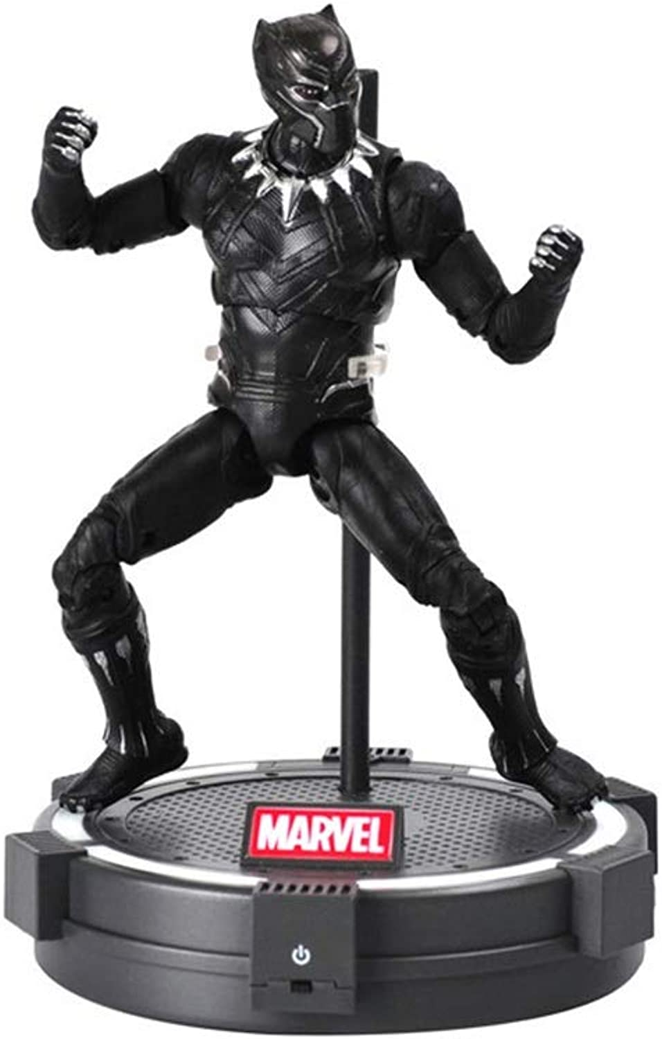 MKJYDM Toy Model Movie Characters Avengers Panthers Souvenirs Collections Handicrafts Panthers 17cm Toy statue