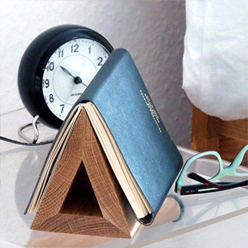 BOOK HOOK – BUCHABLAGE aus Holz/Birke - 5