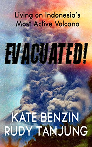Book: Escape from Mt. Merapi by Kate Benzin