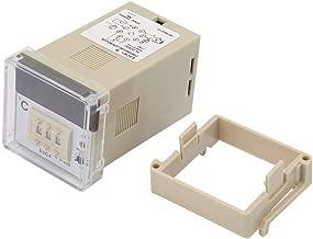 Temperature Controller Module,0111ROM E5C4-R20K Temperature Controller K-Type Thermocouple 220V 0-399℃