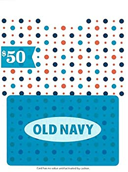 Old Navy $50 Gift Card