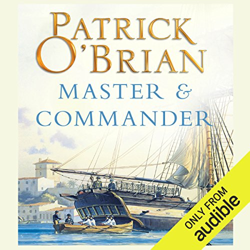 Master and Commander     Aubrey-Maturin Series, Book 1              By:                                                                                                                                 Patrick O'Brian                               Narrated by:                                                                                                                                 Ric Jerrom                      Length: 15 hrs and 49 mins     1,059 ratings     Overall 4.4