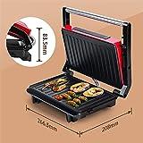 Zoom IMG-2 aigostar warme 30hhh panini maker