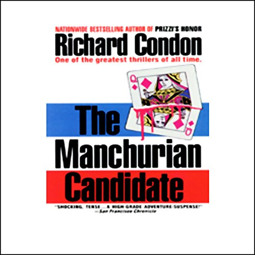 The Manchurian Candidate cover art