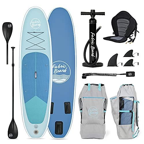 Paddle Surf Hinchable Adulto Kayak Marca FabricBoard