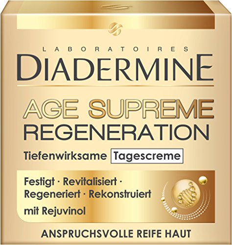 DIADERMINE AGE SUPREME REGENERATION Tagespflege Tiefenwirksame Tagescreme, 1er Pack (1 x 50 ml)