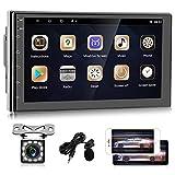 Doppio Din Car Stereo Radio 6.8' HD Touch Screen Lettore...