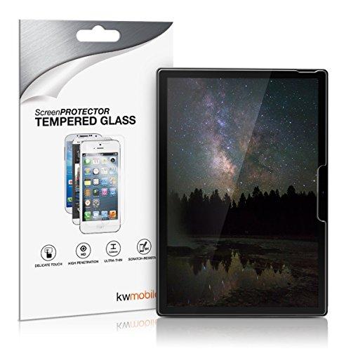 kwmobile Panzerglas Displayschutzfolie für Microsoft Surface Book / Surface Book 2 (13,5