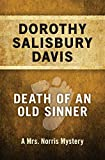 Death of an Old Sinner (The Mrs. Norris Mysteries)