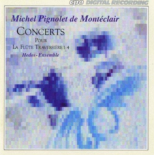 Flute Concerto No. 3 in C major: X. Air 1 und 2 - Pastourelle des Festes de l'Ete