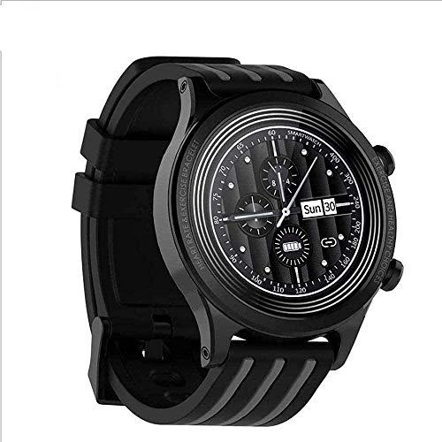 Reloj inteligente de moda con seguimiento de actividad y frecuencia cardíaca, resistente al agua, Bluetooth, reloj inteligente, pulsera inteligente, a...