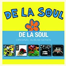 de la soul original album series