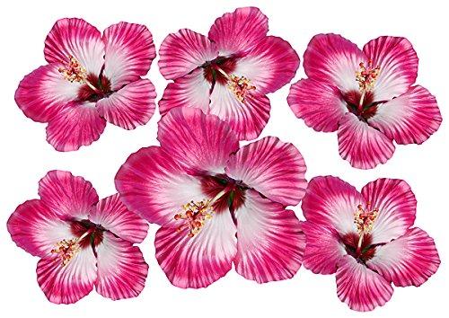Autocollants pour voiture, Floral Design: Flower Set 14 Mini 37 Pieces