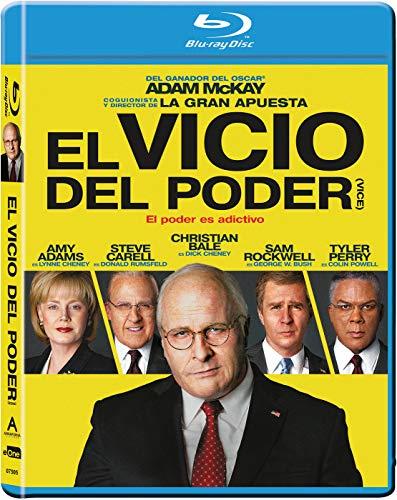 El Vicio Del Poder Blu-Ray [Blu-ray]
