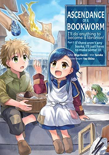 Ascendance of a Bookworm (Manga) Volume 3 (English Edition) eBook ...
