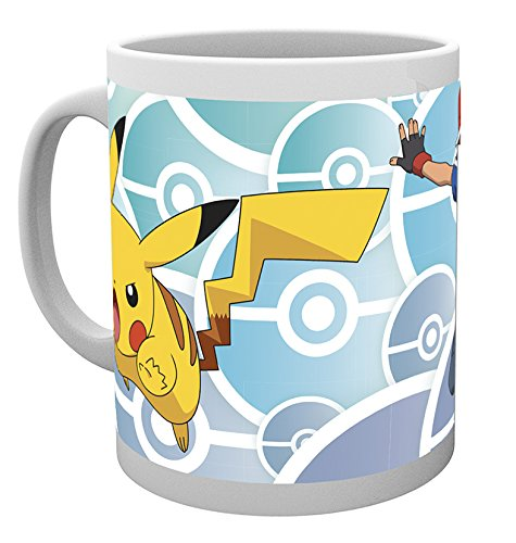 AMBROSIANA GB Eye Ltd, Pokemon, I Choose You, Tazza