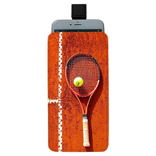 Giftoyo Bolso universal del teléfono celular del tenis