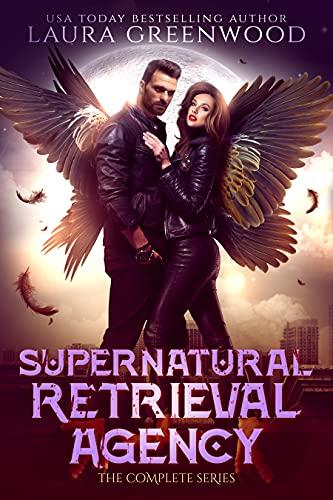 Supernatural Retrieval Agency Laura Greenwood
