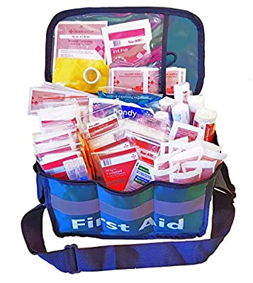 Ezy-Aid Large Haversack Bag Trauma First Aid Kit from Ezy-Aid®