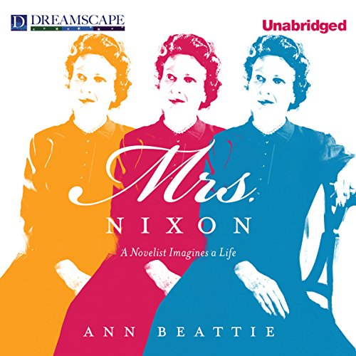 Mrs. Nixon audiobook cover art