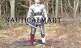 NAUTICALMART Disfraz de Caballero Medieval de Armadura de Combate