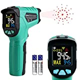 Best laser thermometer for food - Digital Infrared Temperature Gun Food Cooking Thermometer Review