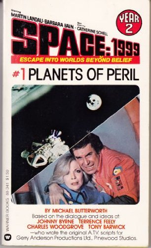 Planets of Peril  (Space: 1999 Year 2, No 1)