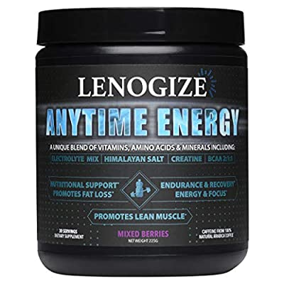 Amazon - 40% Off on Thermogenic Pre Workout Powder, Pre workout Drink For Women & Men