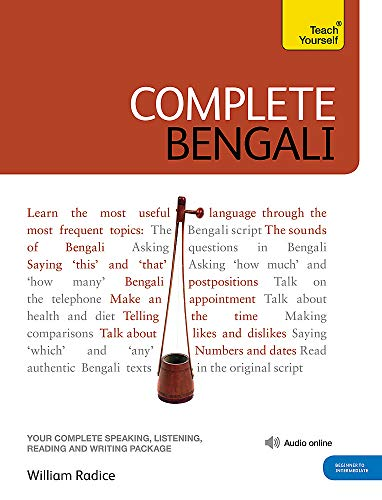 Compare Textbook Prices for Complete Bengali Beginner to Intermediate Course: Learn to read, write, speak and understand a new language Teach Yourself 1 Edition ISBN 9781444106862 by Radice, William