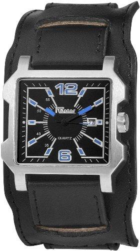 Raptor Herren-Uhren mit Echtlederband 297921200032