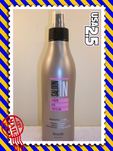 Saloon'IN Ultra Hair Protection Keratin + Silicon 10.1 oz (300 mL) by SALOON IN
