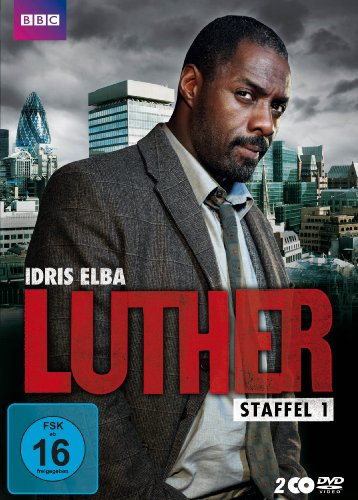 Luther - Staffel 1 [2 DVDs]