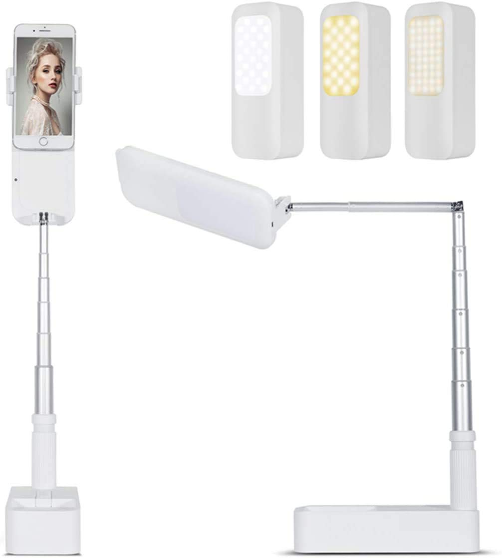 Jopuzia Portable Selfie Light with 360Â Stand Holder Max 46% OFF Phone outlet and
