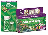 AquaChek AccuGrow 571802 pH, Nitrogen, Phosphorus, Potassium Soil Test Strips