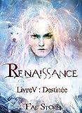 Renaissance : saga fantastique - fantasy young adult: Livre V : Destinée (Fantasy et imaginaire) (Renaissance - Le monde des Terres bleues t. 5)