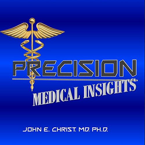 Precision Medical Insights audiobook cover art