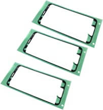Front Screen LCD Glass Adhesive Glue Replacement Part for Samsung Galaxy S5 G900 i9600 3pcs/set