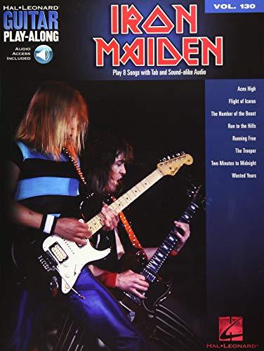 Iron Maiden: Guitar Play-Along Volume 130