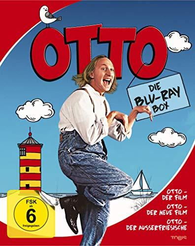 Die Otto Blu-ray Box