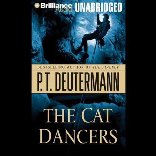 The Cat Dancers audiobook cover art
