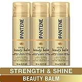 Pantene, Beauty Balm, Softness, Strength and Shines, Pro-V , 5.1 Fl Oz (Pack of 3)