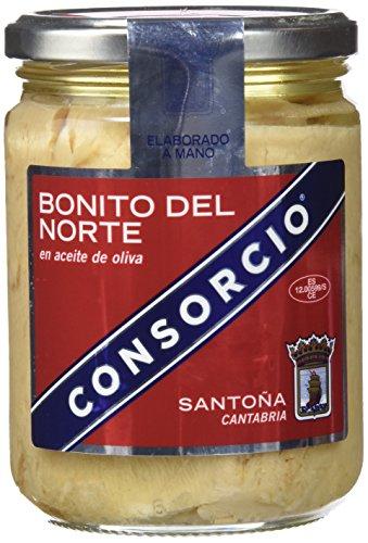 Consorcio Bonito en Aceite - Paquete de 12 x 400 gr - Total: 4800 gr