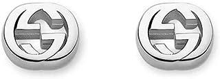 Gucci orecchini a perno donna argento sterling 925 YBD35628900100U