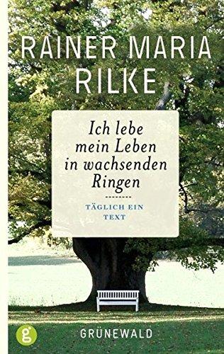 Buchseite und Rezensionen zu 'Ich lebe mein Leben in wachsenden Ringen (Täglich ein Text)' von Rainer Hagencord