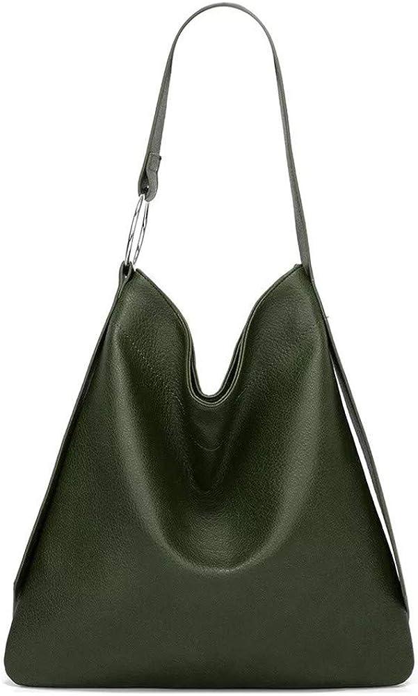 Women Shoulder Popular products Bag Large Capacity Bargain sale Female Handbag Leather PU Soft