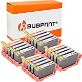 Bubprint Kompatibel Druckerpatronen als Ersatz für HP 364XL für DeskJet D5460 PhotoSmart 7510 7520 e-All-in-One B8550 C5324 C5380 C6324 C6380 Premium C309g C310a C410 C410b Fax C309a 20er-Pack