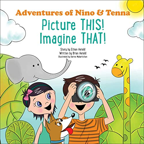 Picture THIS! Imagine THAT! Audiobook By Brian Herald cover art